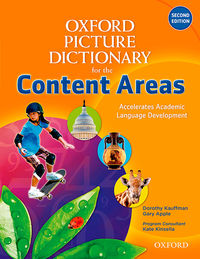 (2 ED) OXFORD PICTURE DICTIONARY FOR THE CONTENT AREAS MONOLINGUAL DICTIONARY