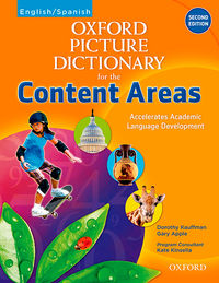 (2 ED) OXFORD PICTURE DICTIONARY FOR THE CONTENT AREAS ENGLISH-SPANISH