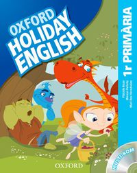 EP 1 - VACANCES - HOLIDAY ENGLISH (PACK) (CAT)