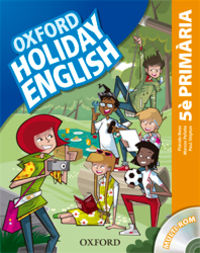 EP 5 - VACANCES - HOLIDAY ENGLISH (PACK) (CAT)