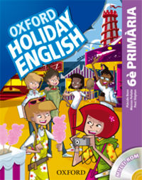 EP 6 - VACANCES - HOLIDAY ENGLISH (PACK) (CAT)