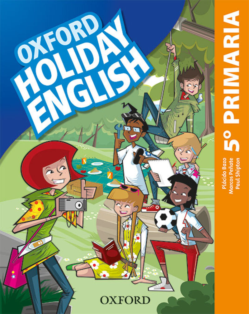 EP 5 - HOLIDAY ENGLISH (3 ED)