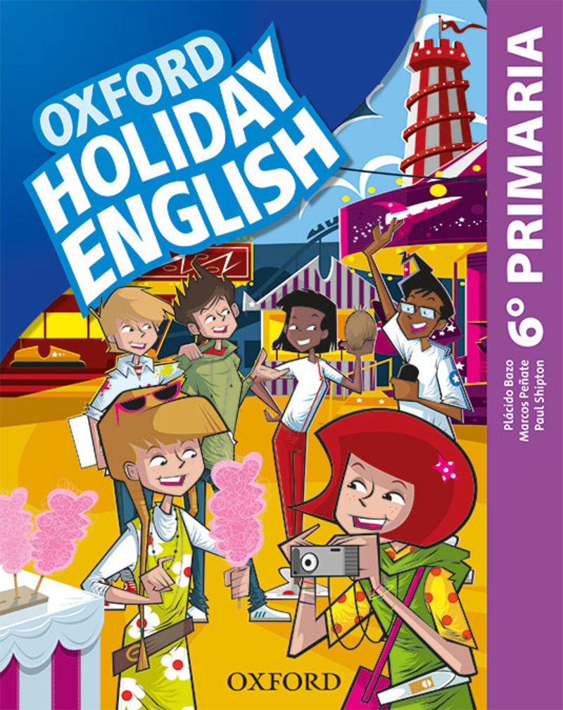 EP 6 - HOLIDAY ENGLISH (3 ED)
