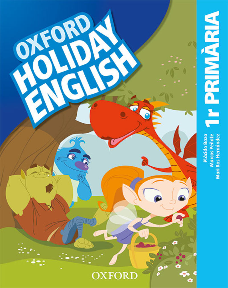EP 1 - HOLIDAY ENGLISH (CAT) (3 ED)