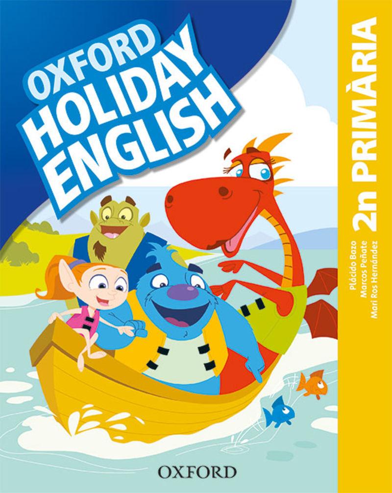 EP 2 - HOLIDAY ENGLISH (CAT) (3 ED)