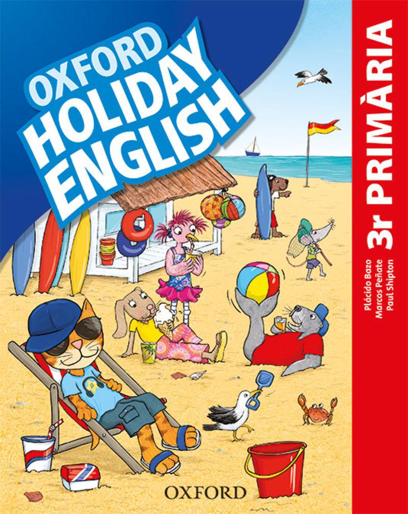 EP 3 - HOLIDAY ENGLISH (CAT) (3 ED)