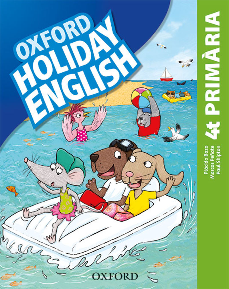 EP 4 - HOLIDAY ENGLISH (CAT) (3 ED)