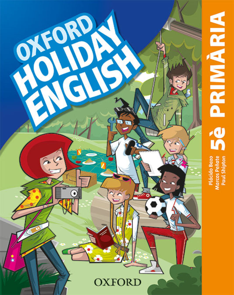 EP 5 - HOLIDAY ENGLISH (CAT) (3 ED)