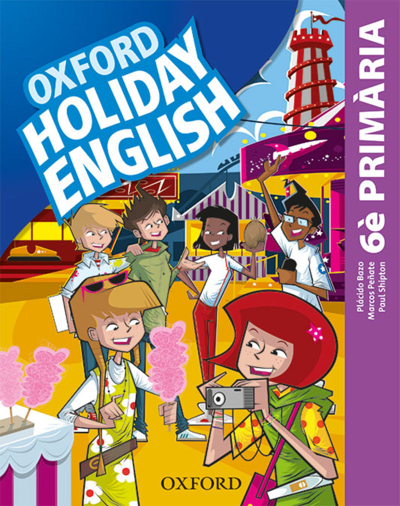 EP 6 - HOLIDAY ENGLISH (CAT) (3 ED)