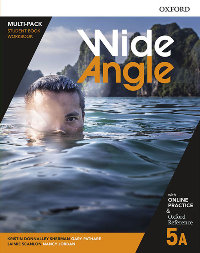 WIDE ANGLE AMERICAN 5 MULTIPACK A