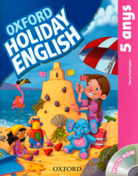 5 YEARS - VACANCES - HOLIDAY ENGLISH (PACK) (CAT)