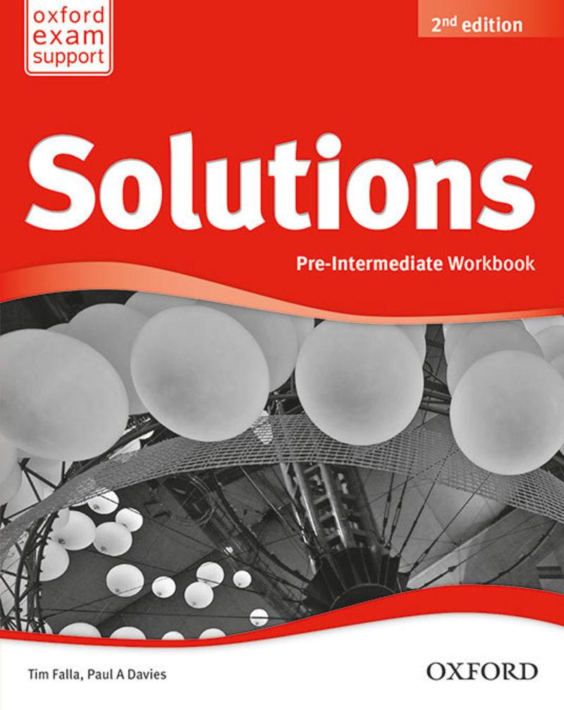 ESO 2 - SOLUTIONS PRE-INTERM WB (+CD) (2 ED)