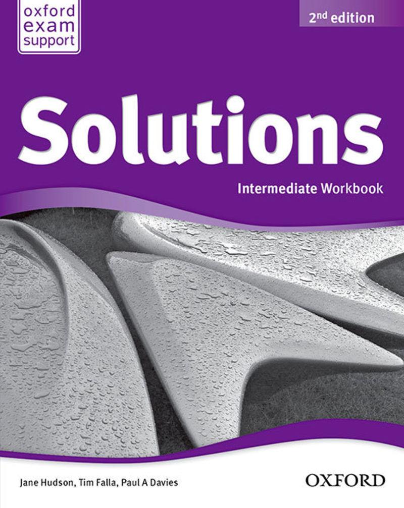 ESO 3 - SOLUTIONS INTERM WB (+CD) (2 ED)