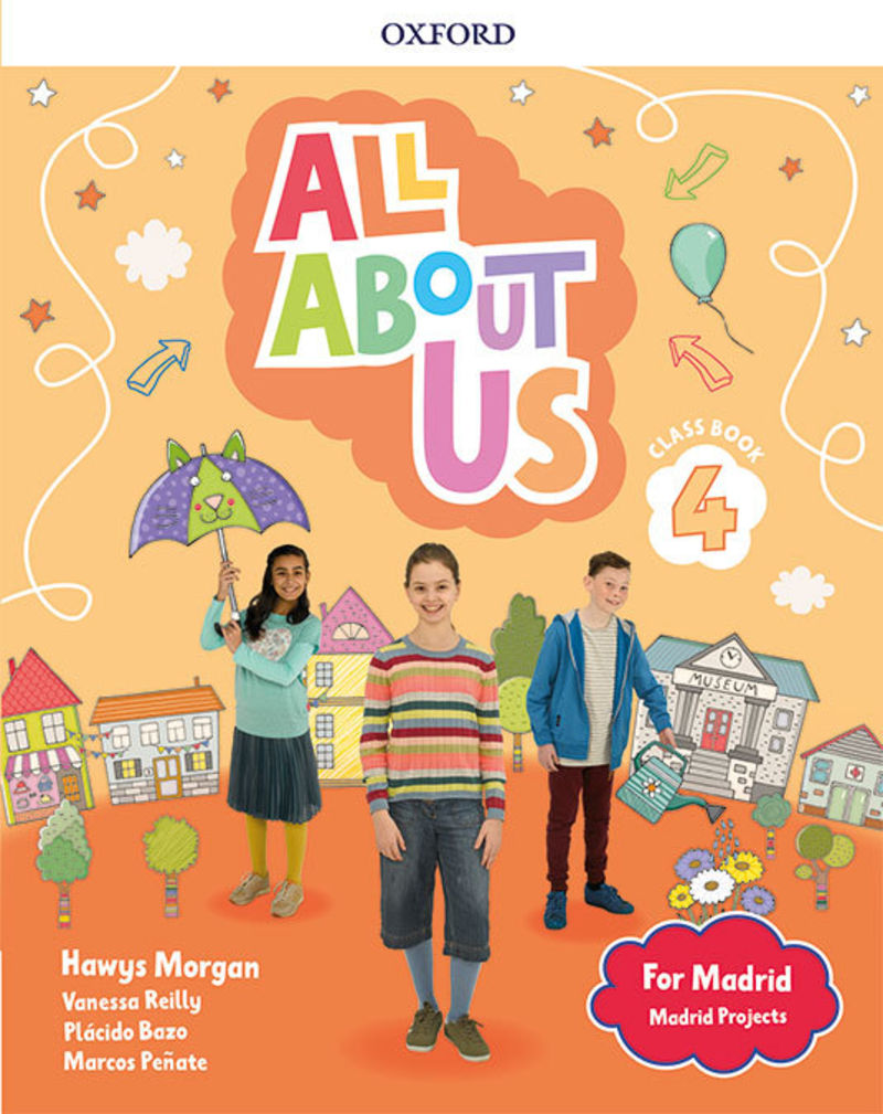 EP 4 - ALL ABOUT US 4 (MAD)