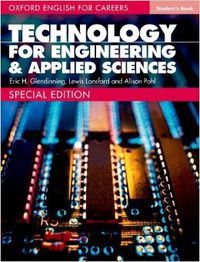 TECHNOLOGY FOR ENGINEERING & APPLIED SCIENCES - ENGLISH FOR CAREERS