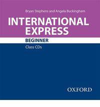 INTERNATIONAL EXPRESS BEGINNER (CD)