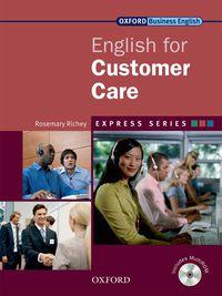 English For Customer Care (+multirom) - Aa. Vv.