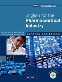 ENGLISH FOR PHARMACEUTICAL INDUSTRY (+MRPOM)
