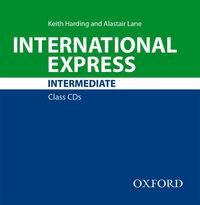 INTERNATIONAL EXPRESS INTERM CLASS CD (3 ED)