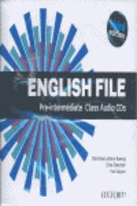ENGLISH FILE PRE-INTERM (CD) (3 ED)