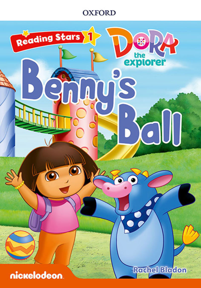 RS 1 - DORA BENNY'S BALL MP3 PACK