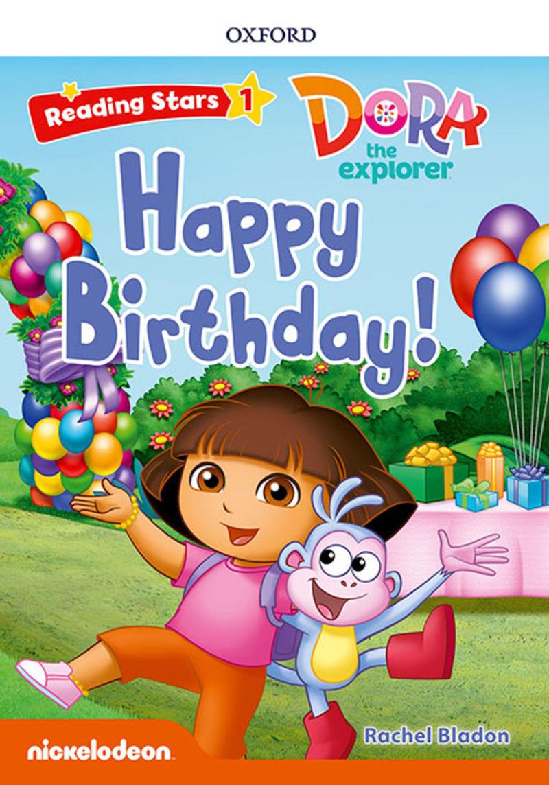 RS 1 - DORA HAPPY BIRTHDAY MP3 PACK