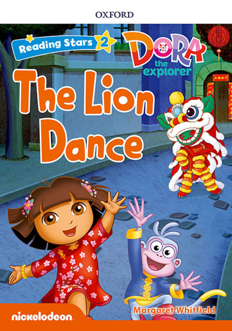 RS 2 - DORA THE LION DANCE MP3 PACK