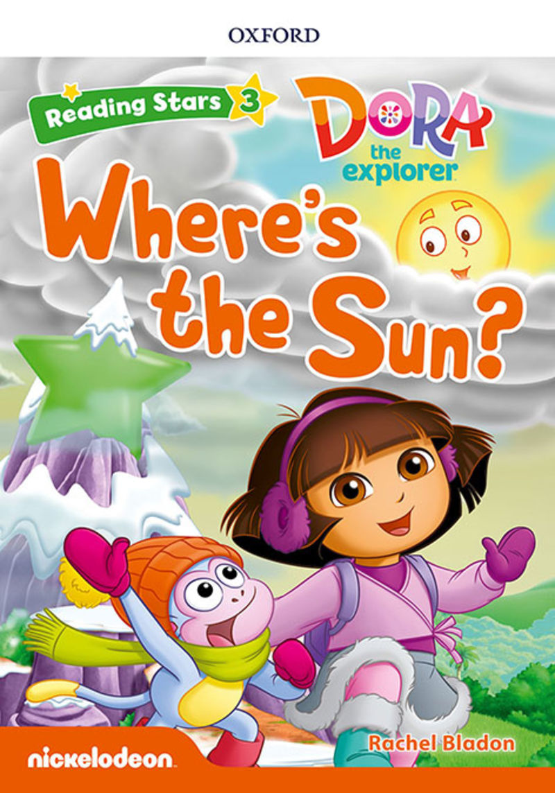 RS 3 - DORA WHERE'S THE SUN MP3 PACK