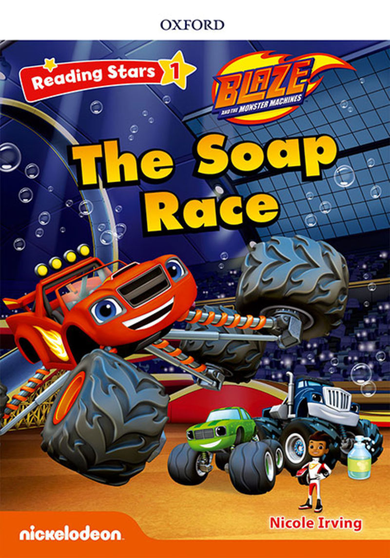 RS 1 - BLAZE THE SOAP RACE MP3 PACK