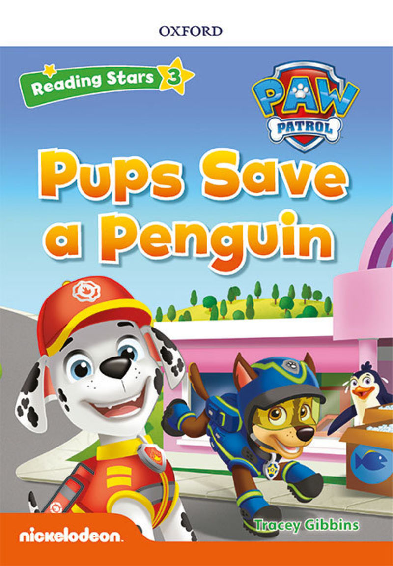 RS 3 PAW PUPS SAVE A PENGUIN MP3 PACK