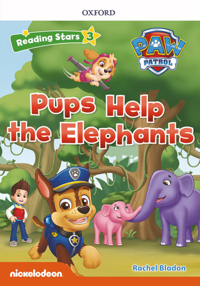 RS 3 - PUPS HELP THE ELEPHANTS MP3 PACK