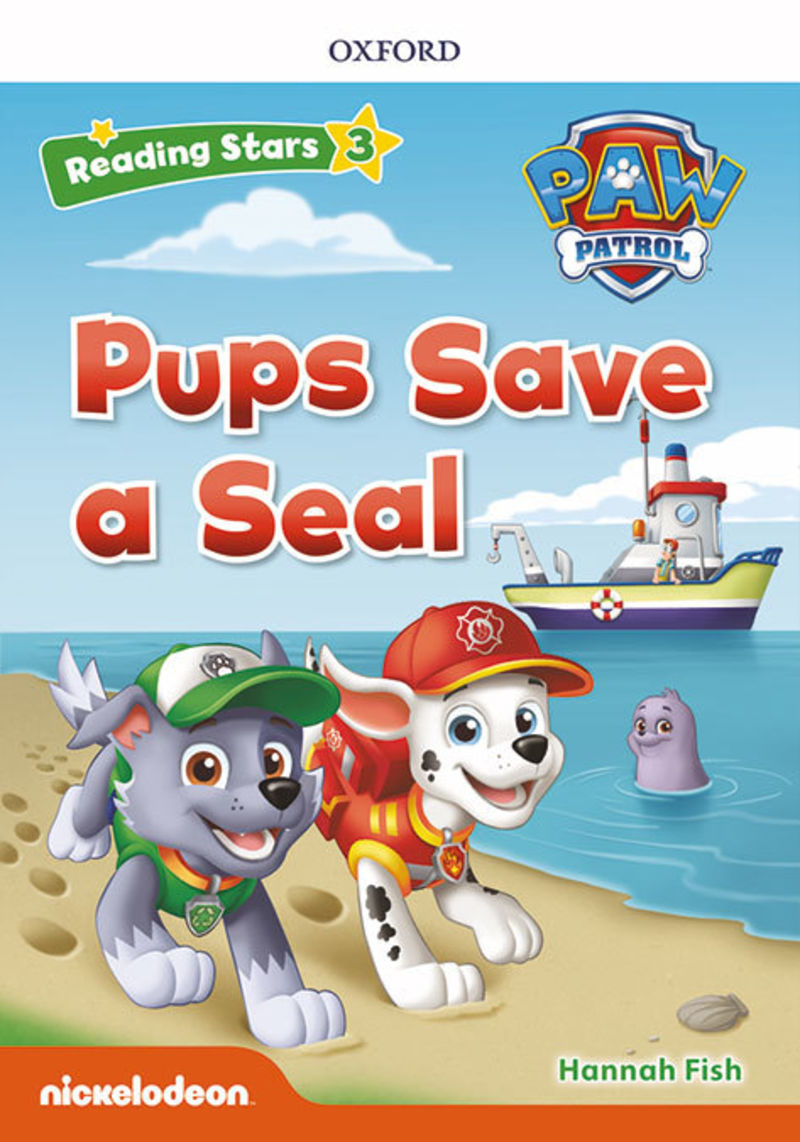 RS 4 PAW PUPS SAVE A SEAL MP3 PACK