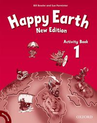 EP 5 - HAPPY EARTH 1 WB (+MULTIROM) (2 ED)