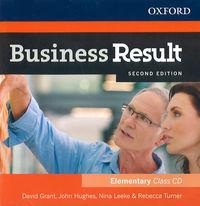 (2 ED) BUSINESS RESULT ELEM (CD)