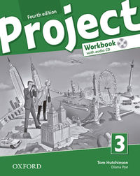 PROJECT 3 WB (PACK)  (4 ED. )