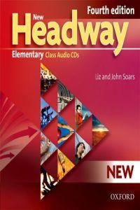 NEW HEADWAY ELEM. (4TH ED) (CLASS CD)