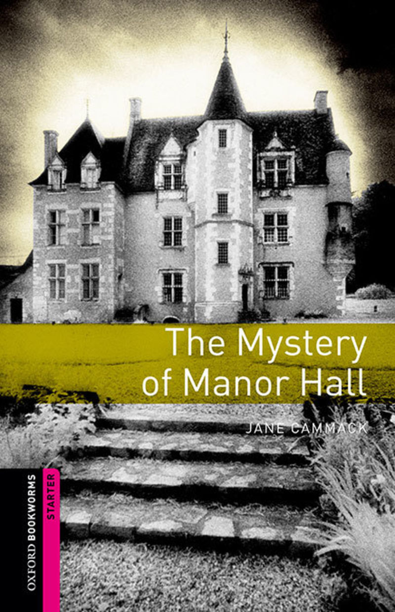 OBL START THE MISTERY OF MANOR HALL MP3 PACK