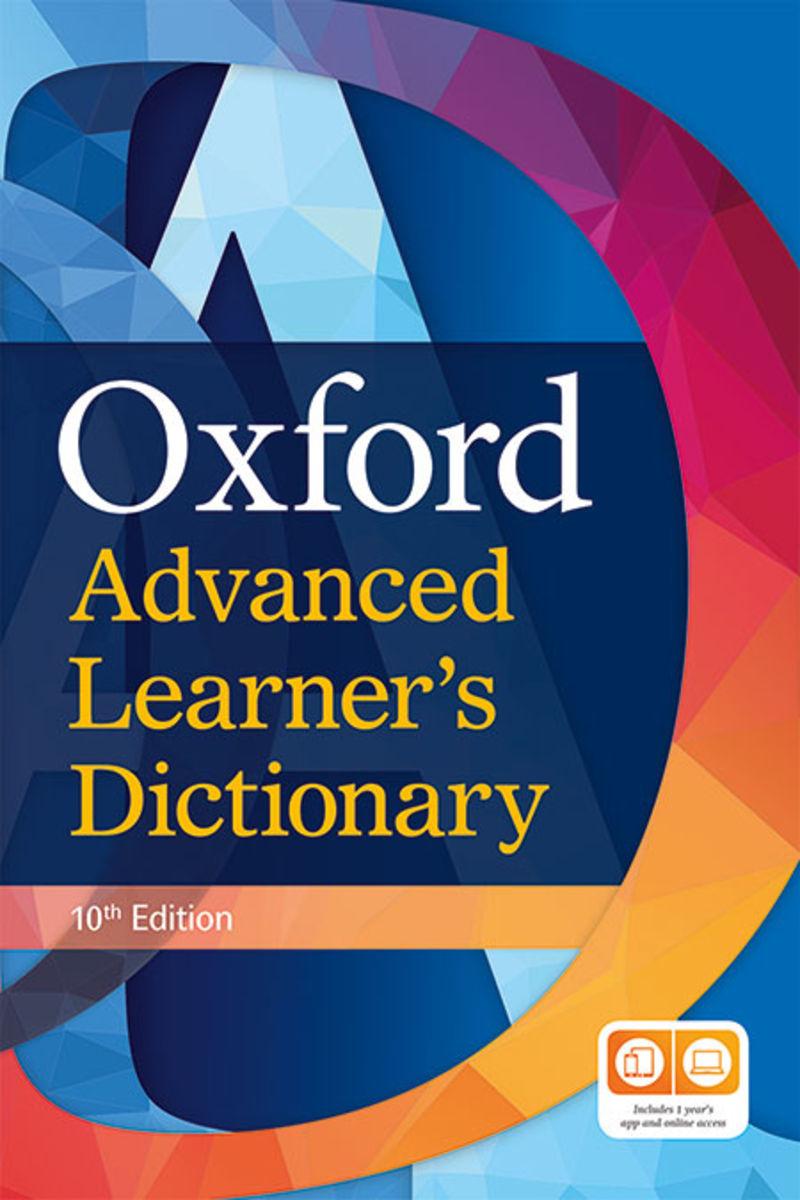(10 ED) OXF ADVANCED LEARNER'S DICT PB (+@)