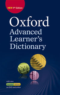 (9 ED) OXF ADV LEARNER'S DICTIONARY (HARDBACK) (+DVD-ROM)