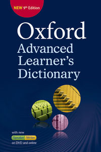 OXF ADV LEARNER'S DICTIONARY (9 ED) (+DVD-ROM)