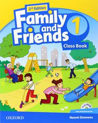EP 1 - FAMILY & FRIENDS 1 PACK (2 ED)