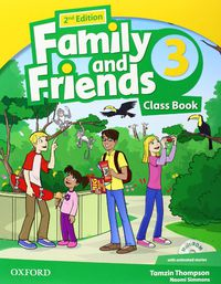 EP 3 - FAMILY & FRIENDS 3 PACK (2 ED)