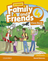 EP 4 - FAMILY & FRIENDS 4 PACK (2 ED)