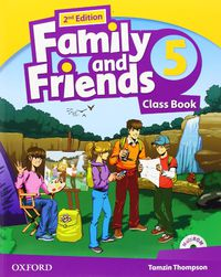 EP 5 - FAMILY & FRIENDS 5 PACK (2 ED)