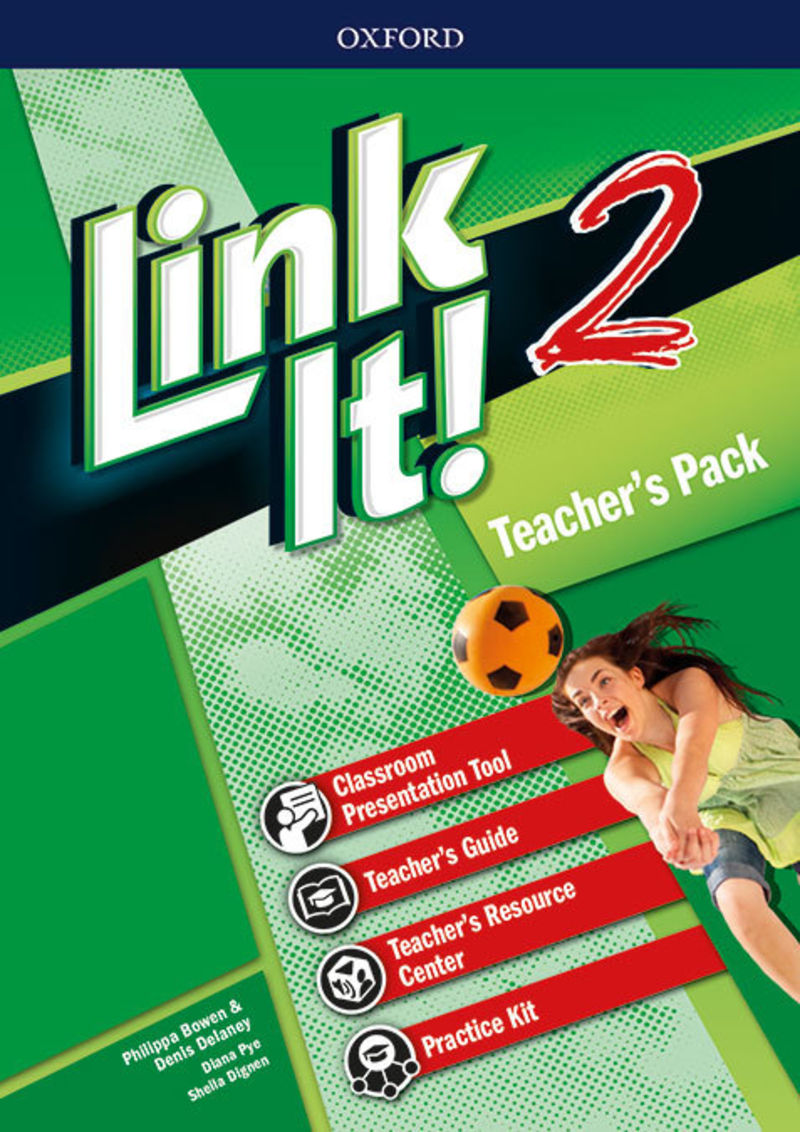 LINK IT 2 TCH PACK