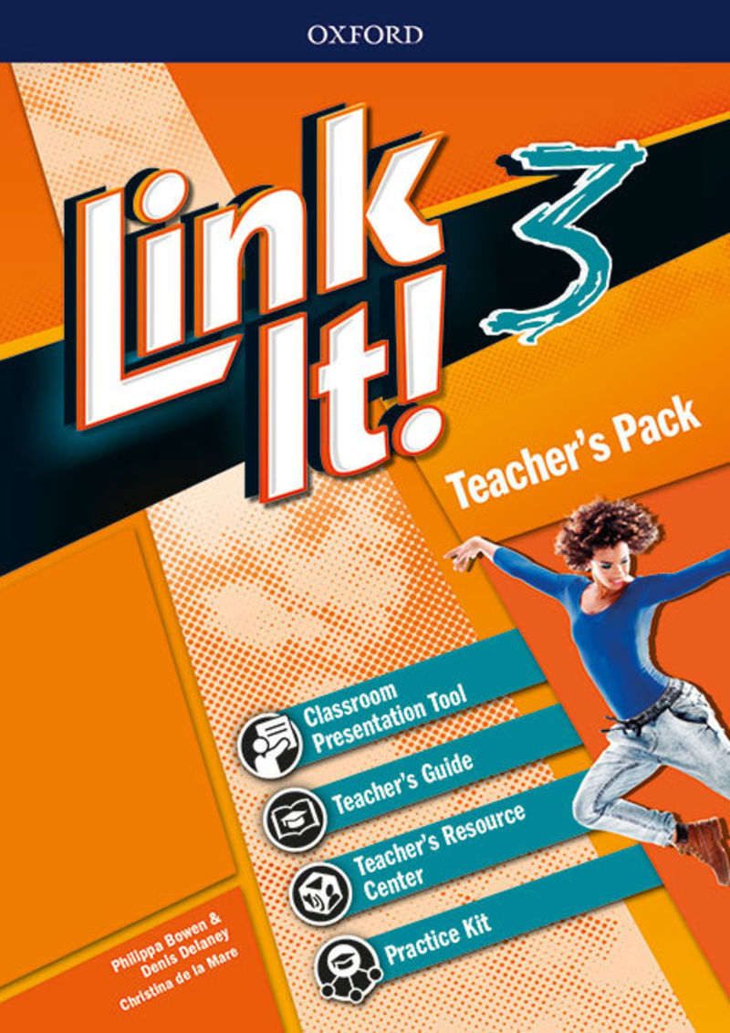 LINK IT 3 TCH PACK