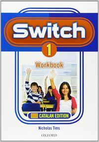 SWITCH 1 WB CATALA + COD ONLINE