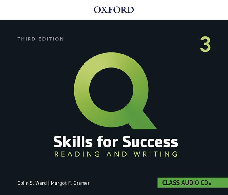 (3 ED) Q SKILLS 3 R&W CLASS CD