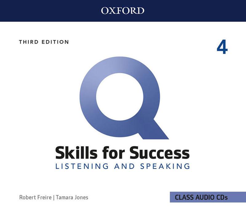 (3 ED) Q SKILLS 4 L&S CLASS CD (4)