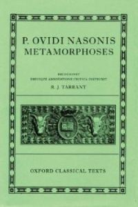 P. OVIDI NASONIS METAMORPHOSES